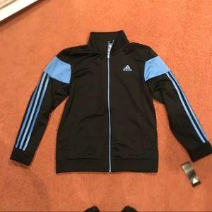 Adidas track jacket new